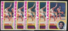 1978/9 Topps Basketball (5) #110 Karrem Abdul Jabbar