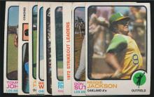 1973 Topps Baseball (9) Star and Superstar Cards