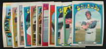 1972 Topps Baseball (11) Superstar and Better Cards