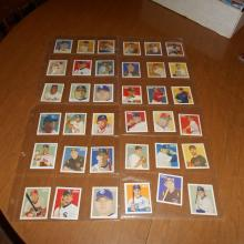 36  Bowman Heritage 2006 Baseball Cards  Jeter, Clemens, Wright