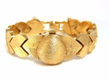 Estate Baume Mercier 14kt gold watch ladies