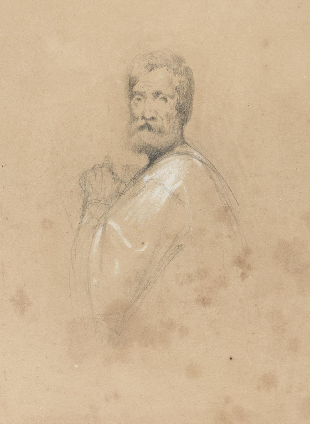 Lot 366: ITALIAN PAINTER, 19TH CENTURY