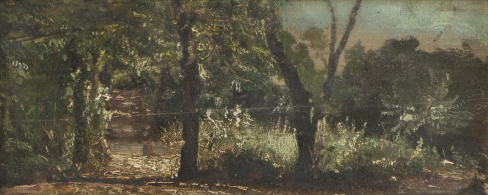 Lot 380: ITALIAN PAINTER, LATE 19TH CENTURY