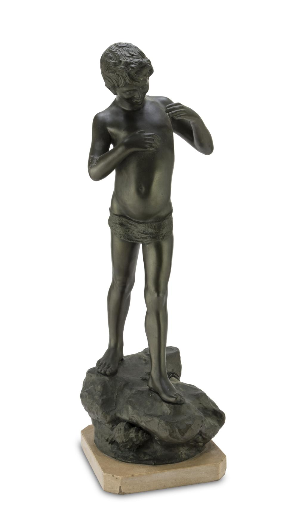 NEAPOLITAN SCULPTOR, EARLY 20TH CENTURY