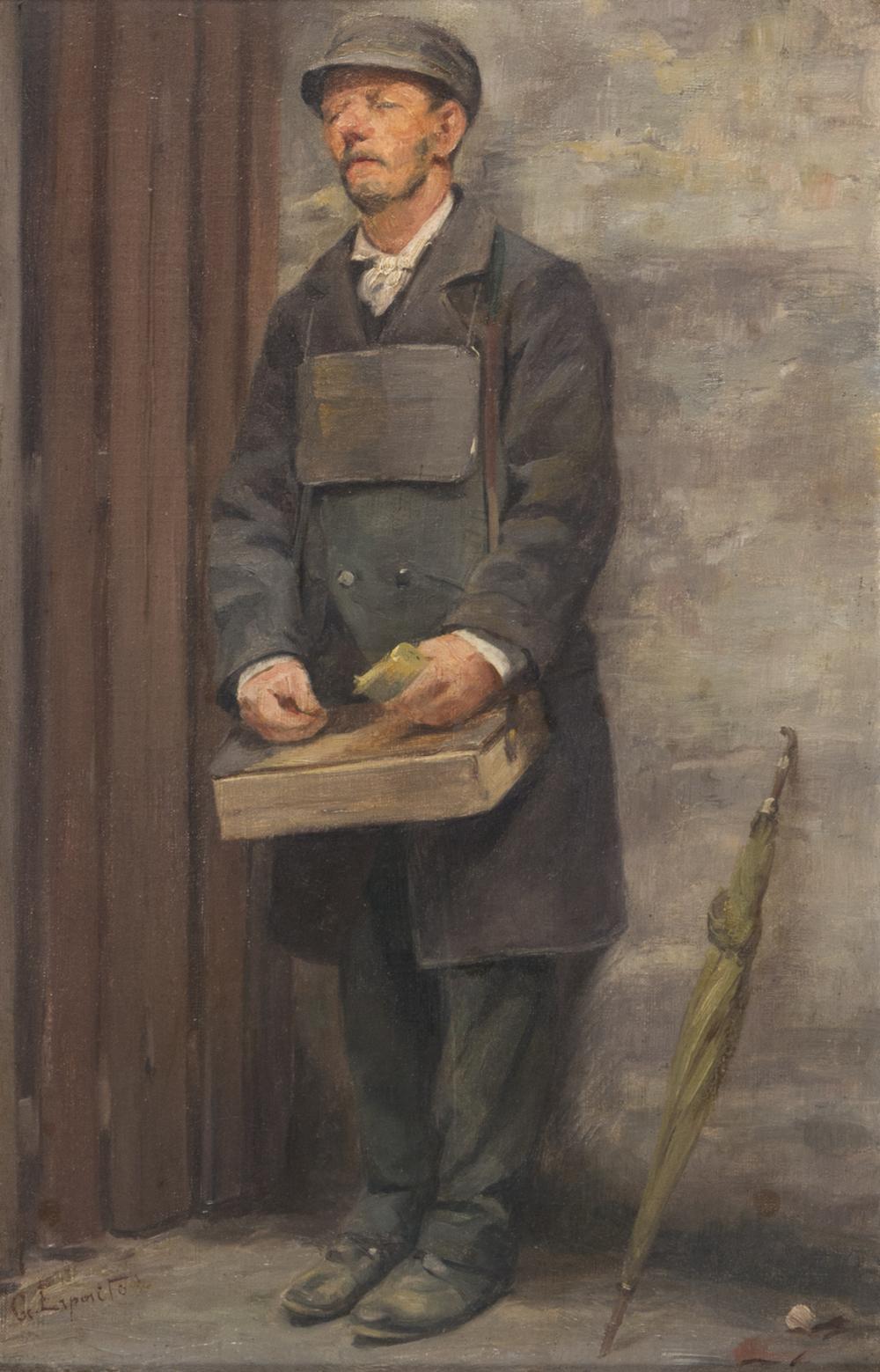 NEAPOLITAN PAINTER, 19TH CENTURY