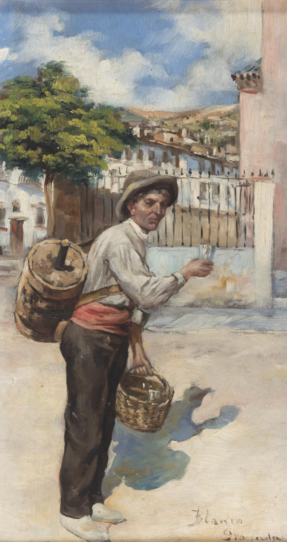 SPANISH PAINTER, 19TH CENTURY