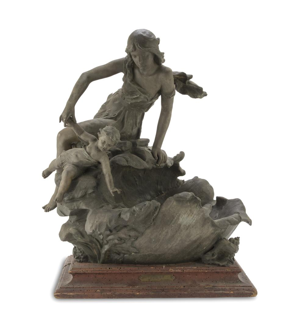 FRENCH SCULPTOR, LATE 19TH CENTURY