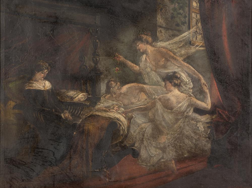ITALIAN PAINTER, 19TH CENTURY
