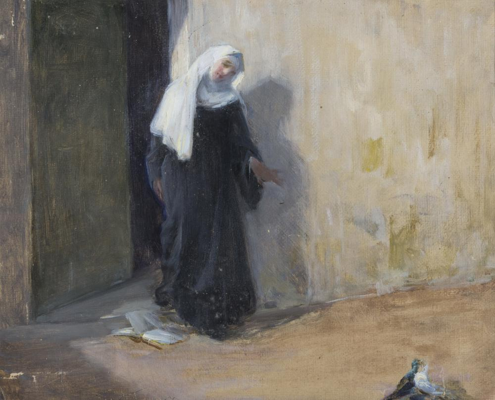 Lot 468: NEAPOLITAN PAINTER, 19TH CENTURY