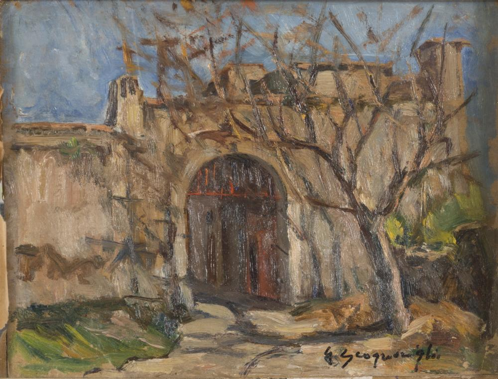 Lot 496: GIUSEPPE SCOGNAMIGLIO