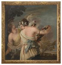 Old Master Paintings and Antique Furnitures