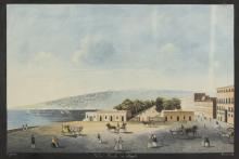 PAINTER OF THE SCHOOL OF POSILLIPO, EARLY 19TH CENTURY  ROYAL VILLA OF NAPLES