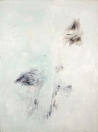 VASCO BENDINI Roma 1922 Pittura,1960 Olio su tela,