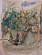 Charles Reddington (b.1929) Untitled, Bush Scene, Charles Reddington, Click for value