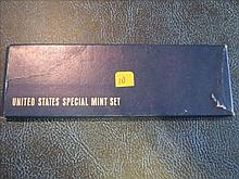 1966 US Silver Mint Set - SMS