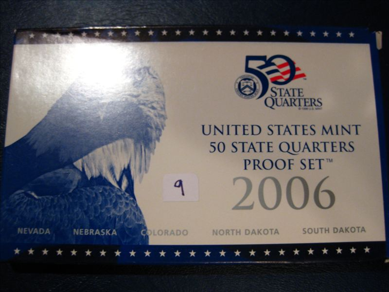 2012-S United States Mint Clad Proof Set In Original Packaging COA