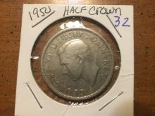 1950 half crown