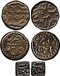 † Coins of India. Mughal. Akbar, Silver