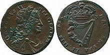 COINS, EUROPEAN TERRITORIES, IRELAND Charles II