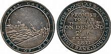 COINS, EUROPEAN TERRITORIES, ISLE OF MAN Bank