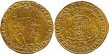 BRITISH COINS, HAMMERED GOLD SOVEREIGNS, Edward VI