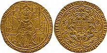 BRITISH COINS, HAMMERED GOLD SOVEREIGNS, Henry VII