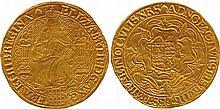 BRITISH COINS, HAMMERED GOLD SOVEREIGNS, Elizabeth