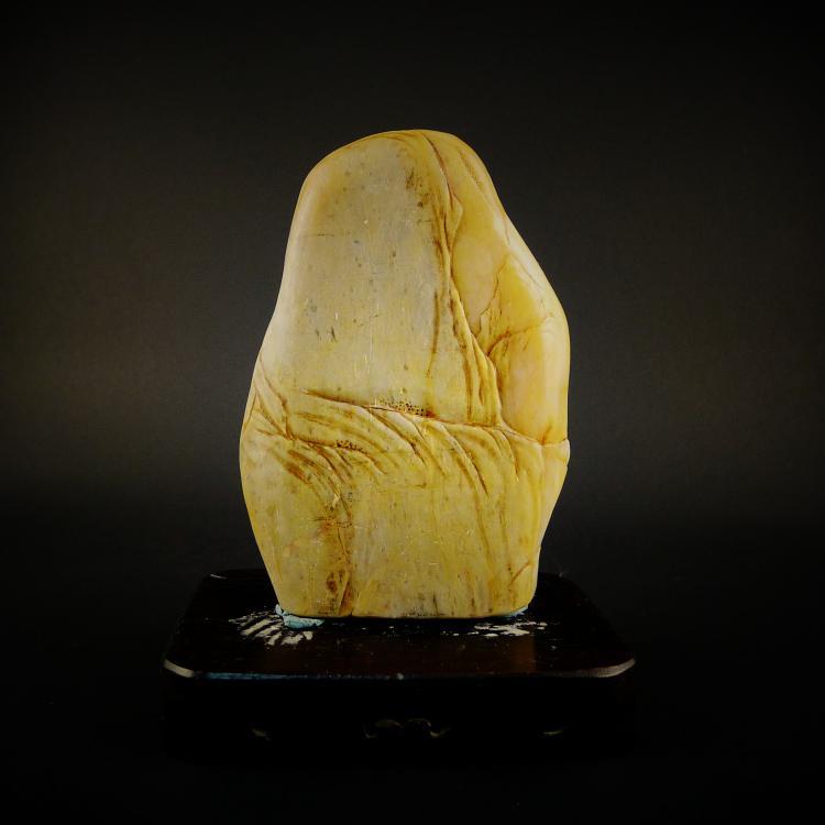 Chinese shoushan stone carving