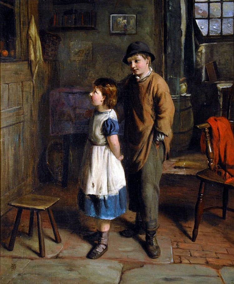 John Wells Smith (Late 19th Century) Forbidden