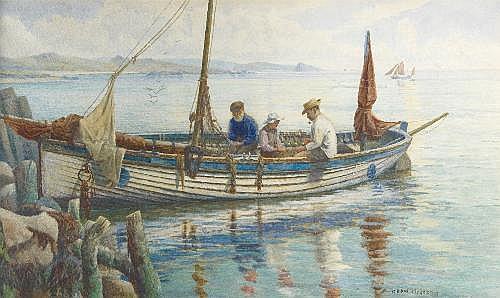 George Brooks Percy Spooner-Lillingston