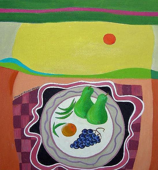 Maya Von Burger Barker (1939-)