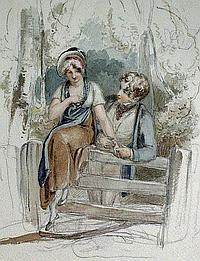Thomas Unwins, R.A, (1872-1857)