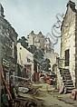 James Priddey Ships Chandler, etchcing, signed in, James Priddey, Click for value