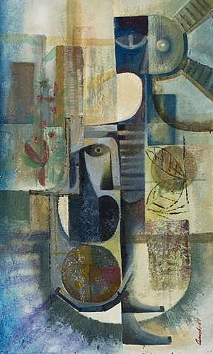 Jorge Camacho - 'Untitled'