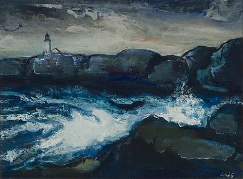 Jean Liberte - 'Portland Head Light'