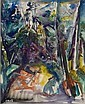 Jean Liberte - 'Cathedral Woods I', Jean Liberte, Click for value