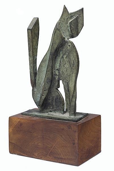 Herbert Kallem - 'Cat'