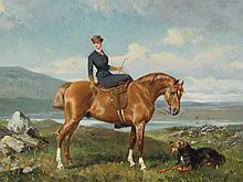 Alfred F. De Prades - Sidesaddle