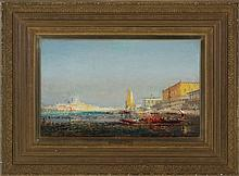 Henri Duvieux - Grand Canal, Venice