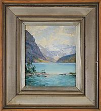Walter Launt Palmer - Lake Louise