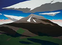 Howard Clifford - Cloud Series XXX, Iceland 1985