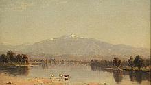 Sanford Robinson Gifford - Mt. Washington