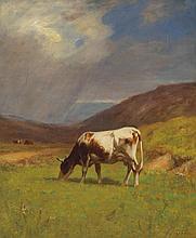 Albion Harris Bicknell - Pasturelands