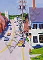 Alfred Chadbourn Oil on canvas, Alfred Chadbourn, Click for value