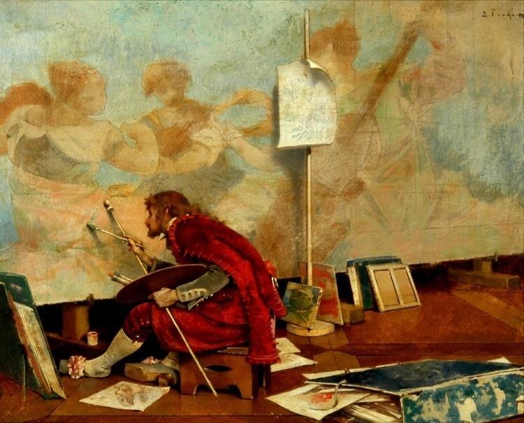 EDOUARD TOUDOUZE Fr. 1848 -1907