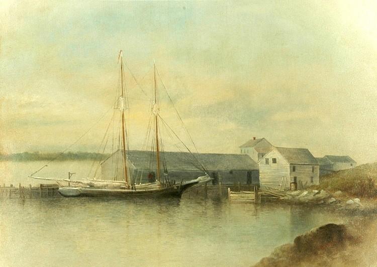 GEORGE M. HATHAWAY Am. 1852-1903