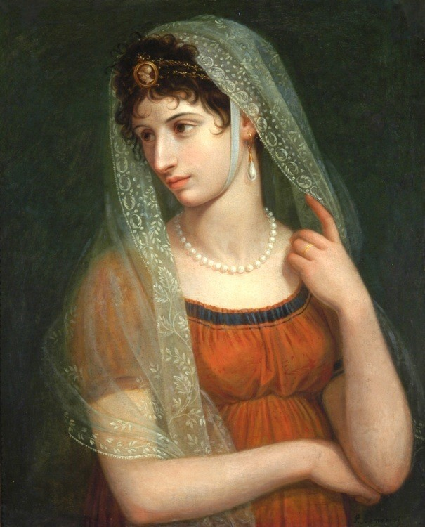 PIETRO BENVENUTI It. 1769 -1844