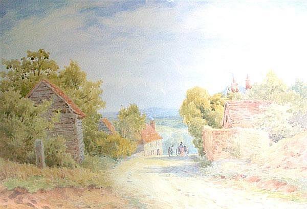 Lewis Pinhorn Wood (fl. 1870 - 1897): a