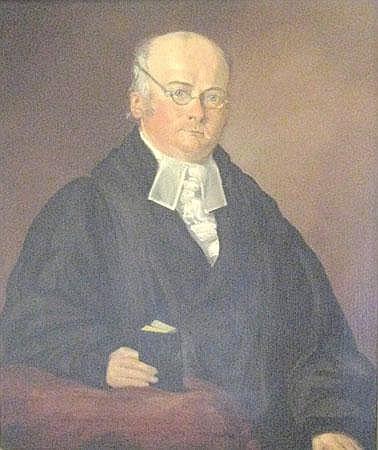 Thomas Arrowsmith (1771 - 1830): an oil on canvas