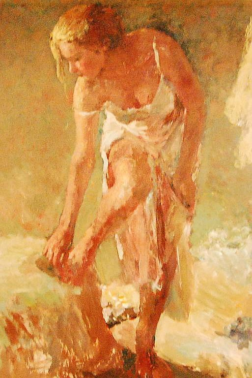 Hua Chen: After the Bath
